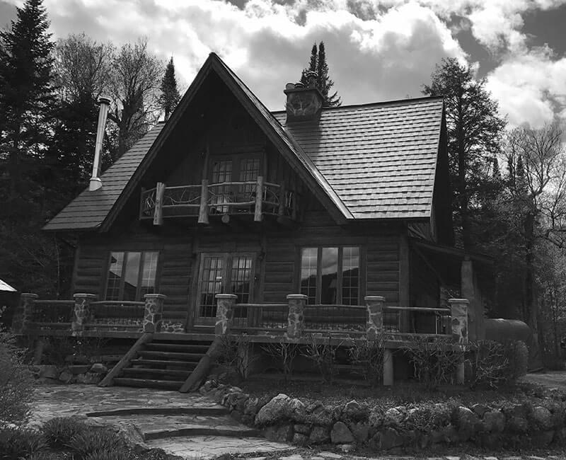 Toit de maison par couvreurs à Trois-Rivières